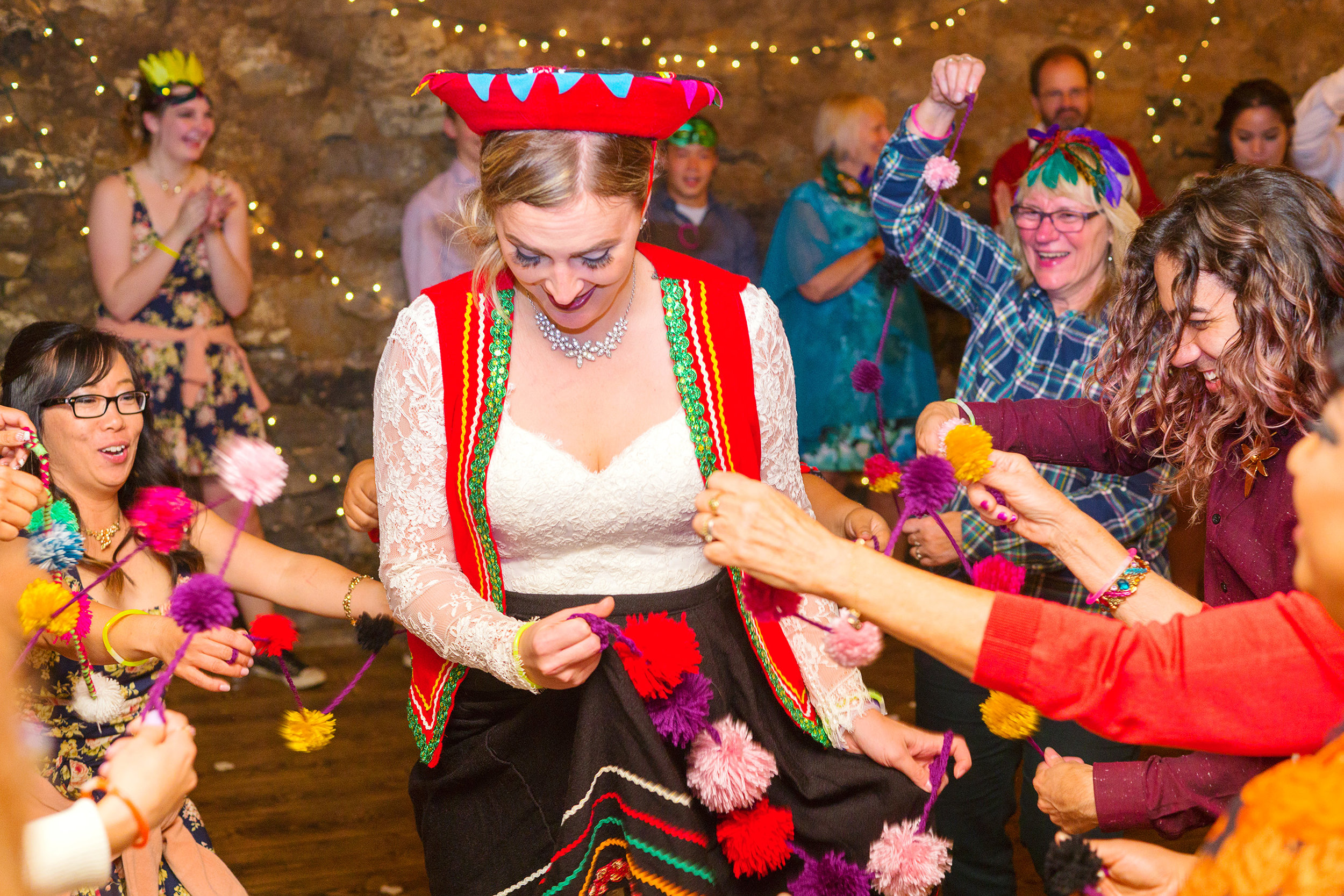 hora loca wedding photography in maryland and virginia