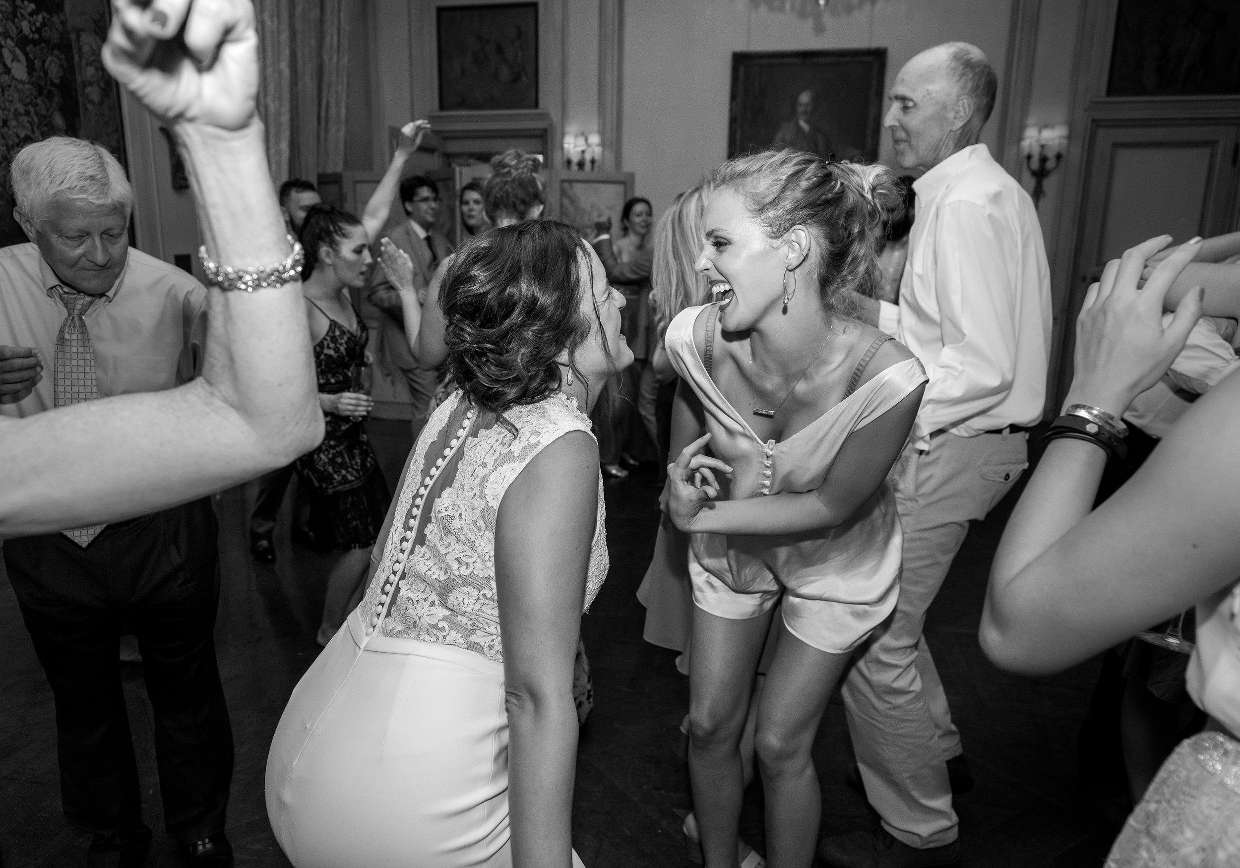 Meridian House DJ wedding reception