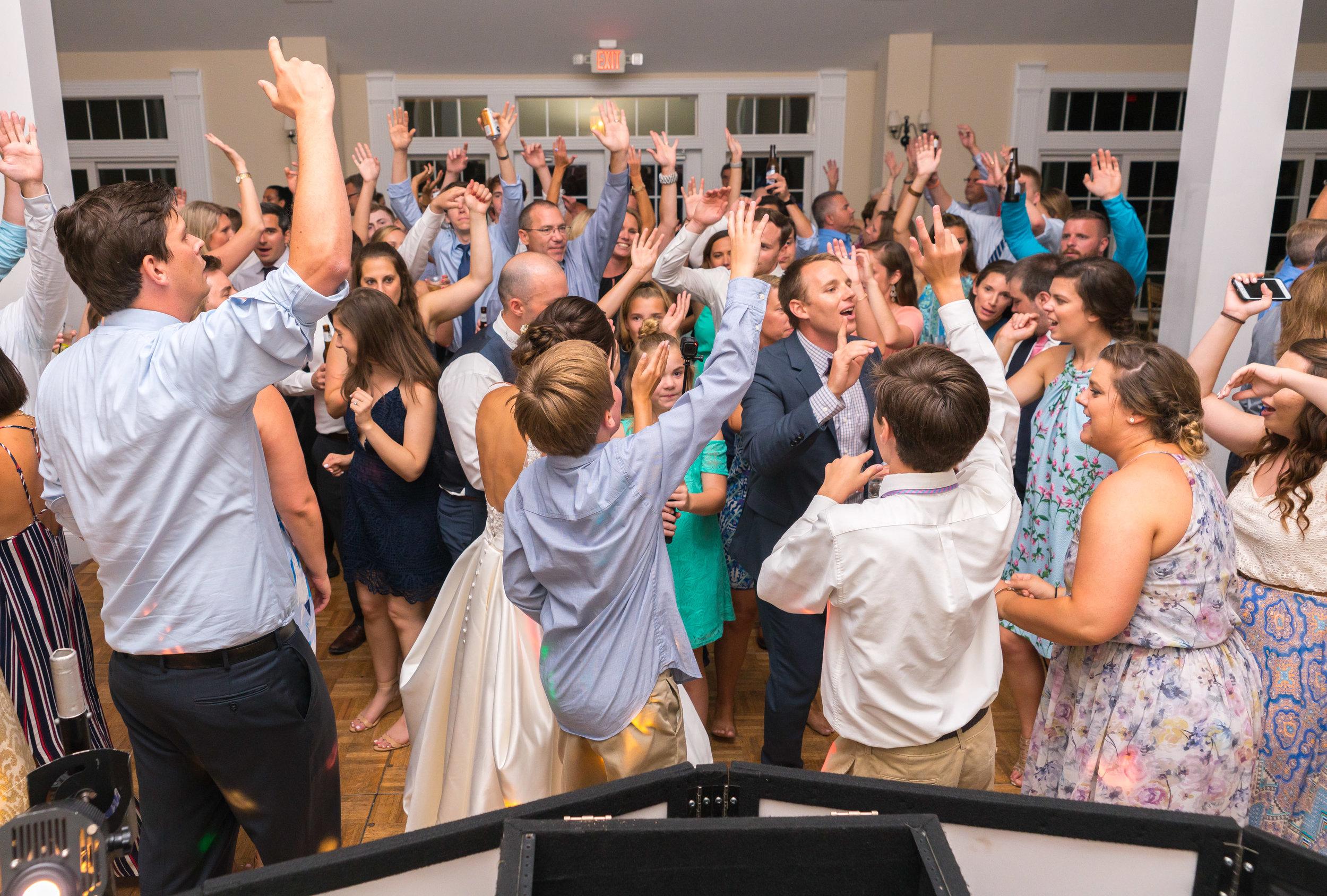 Wedding DJ in Washington DC and Maryland