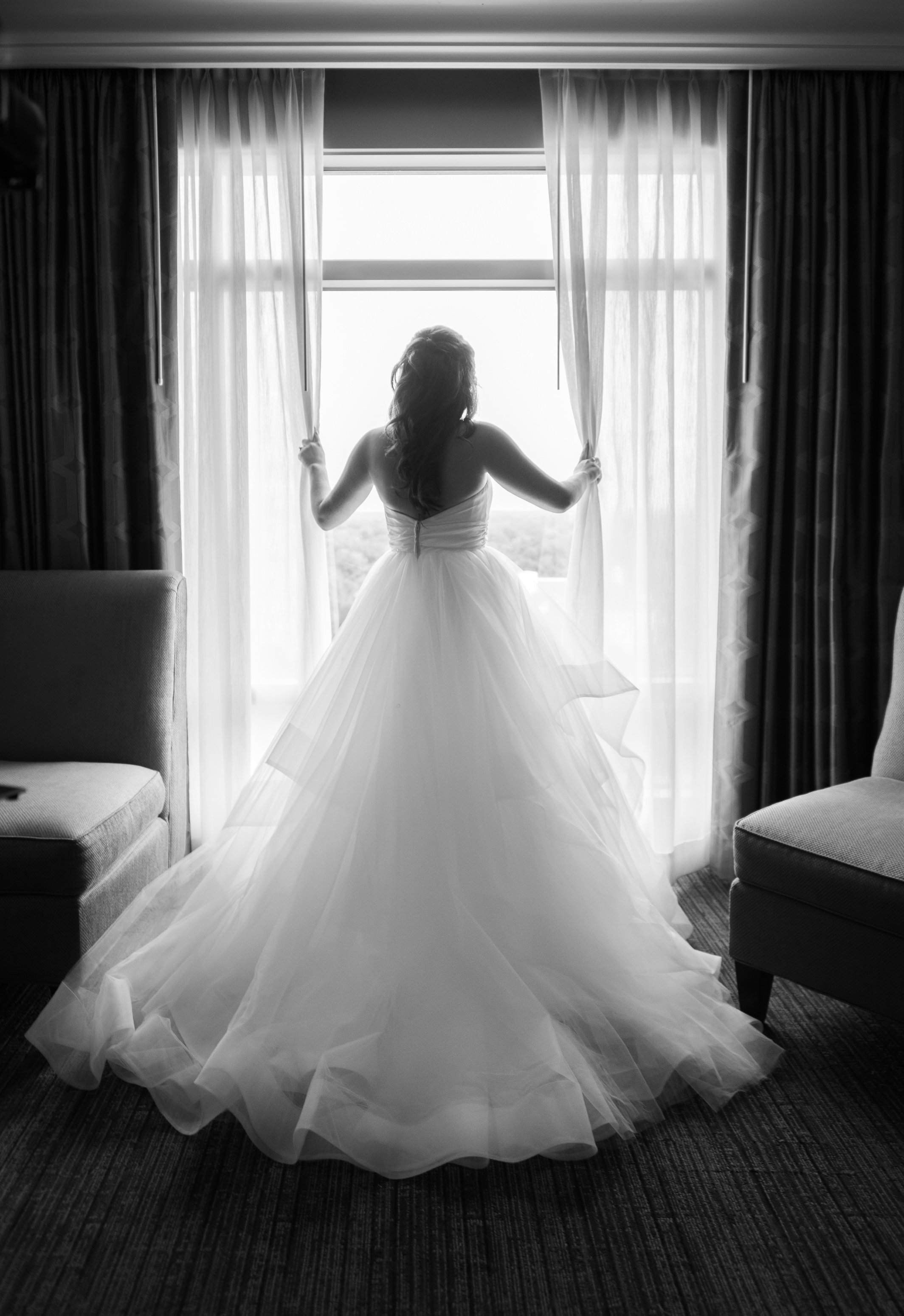 The Londyn wedding gown dress by Hayley Paige