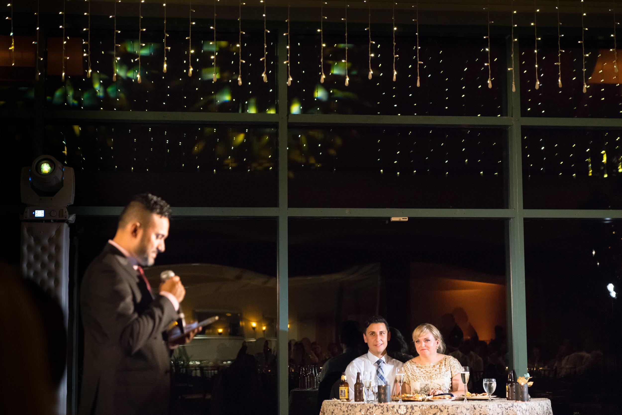 Glass atrium photos for wedding at Meadowlark in Virginia