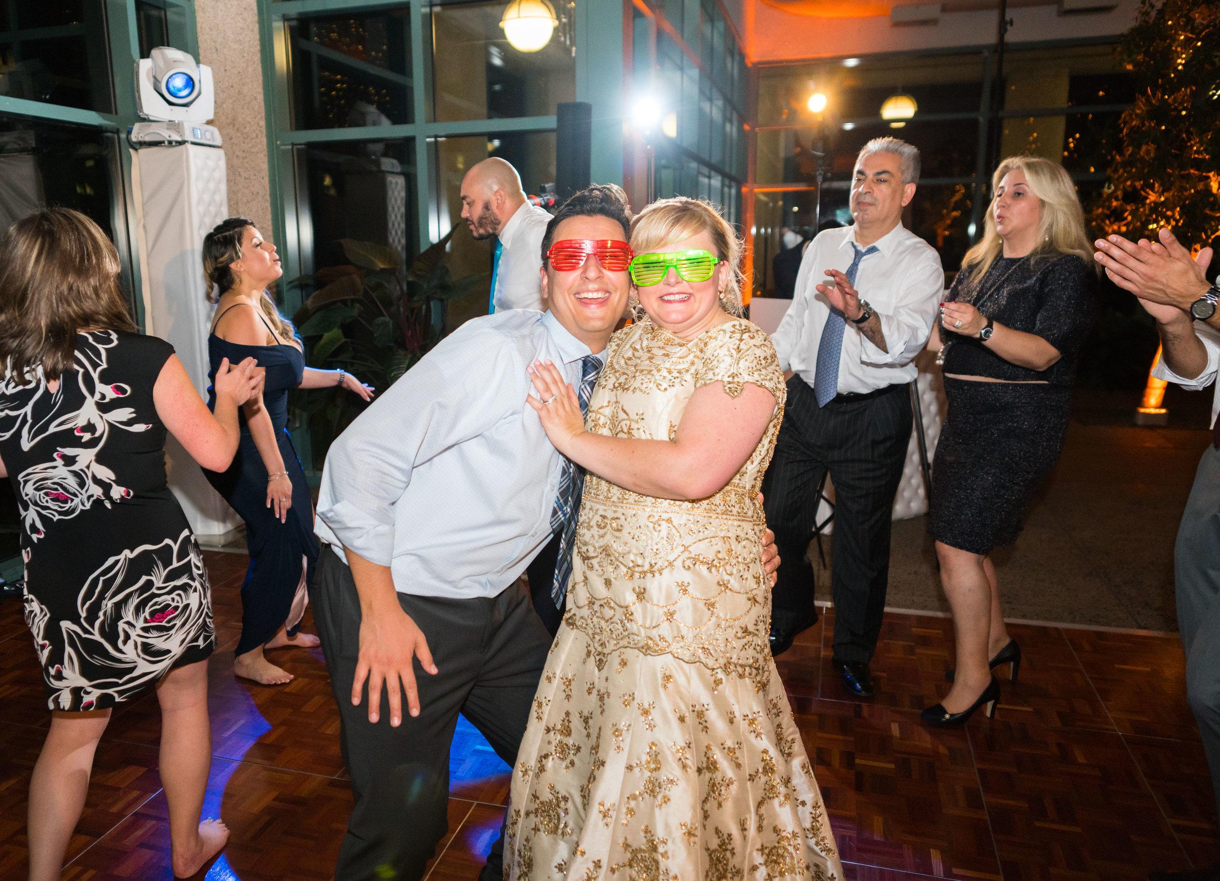persian fusion wedding photos