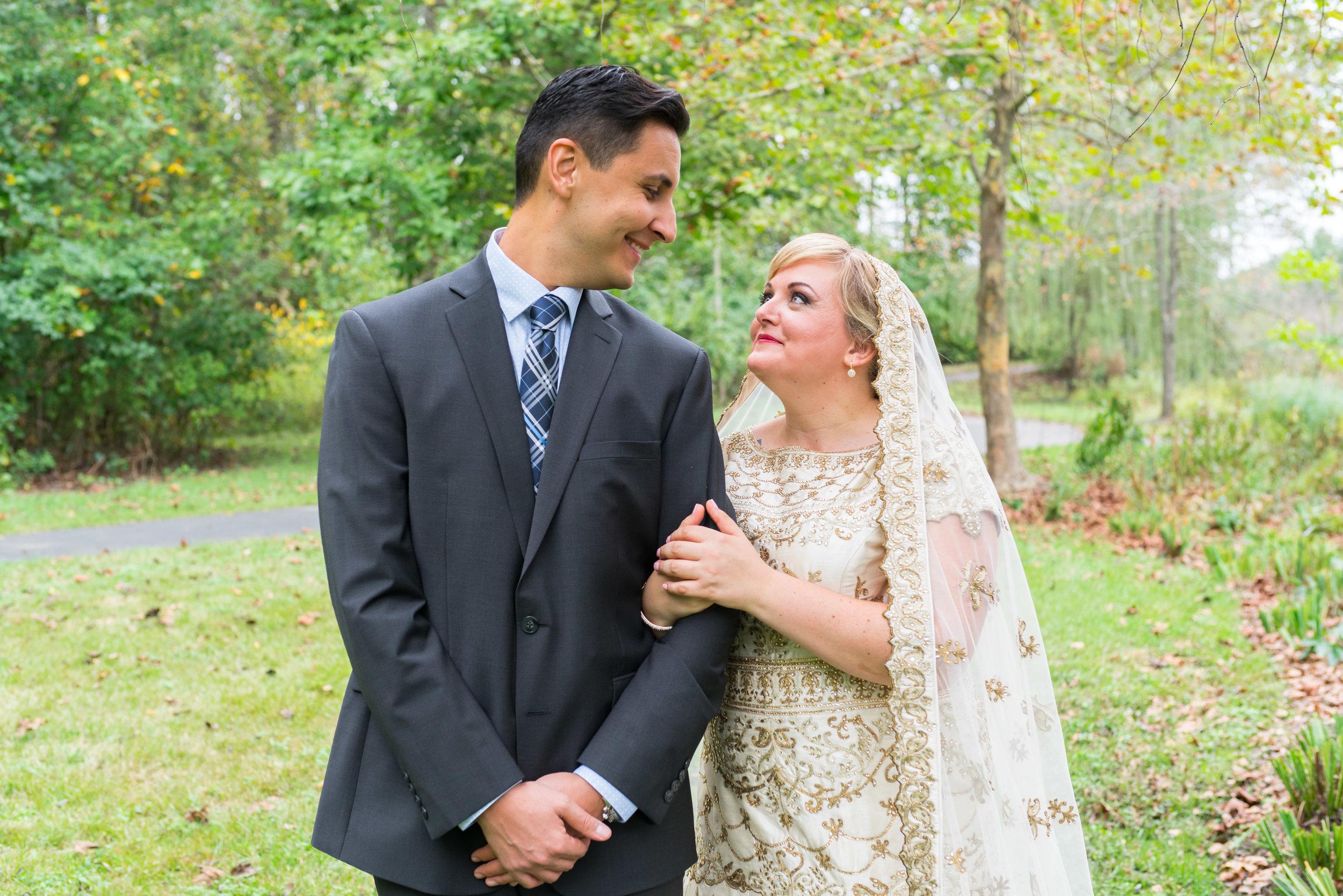 best wedding portrait locations at meadowlark