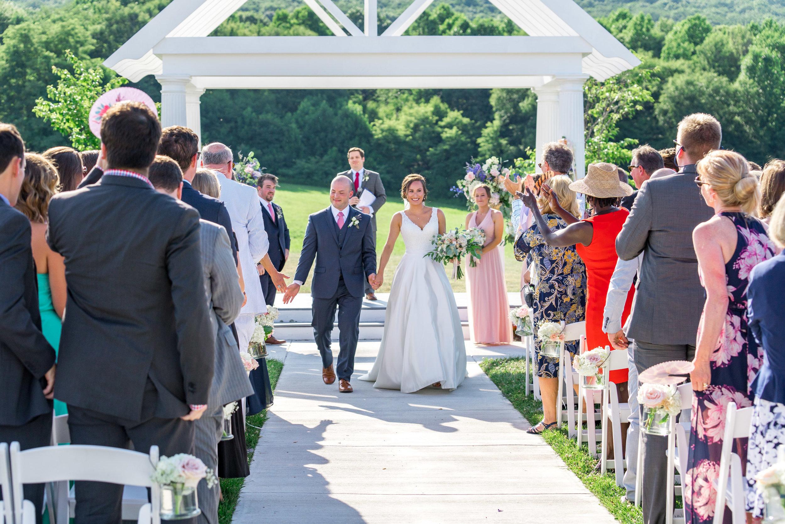 Wedding photos by Jessica Nazarova at Springfield lavender fields