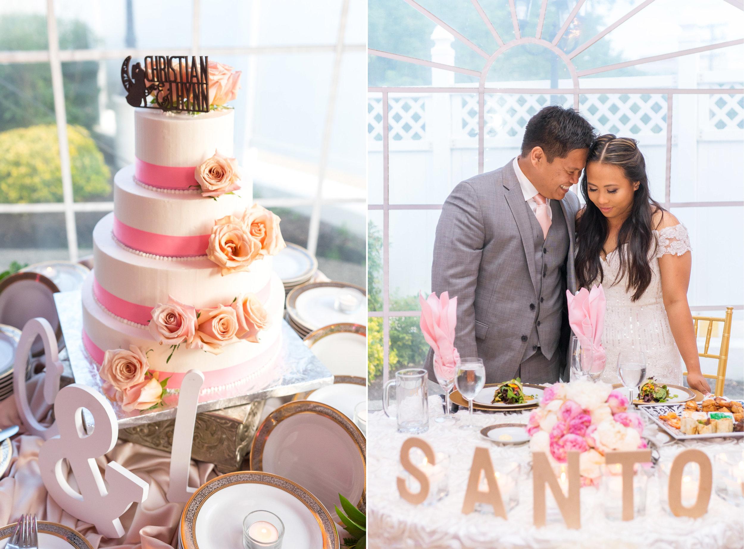 The Villa at Beltsville Filipino Wedding
