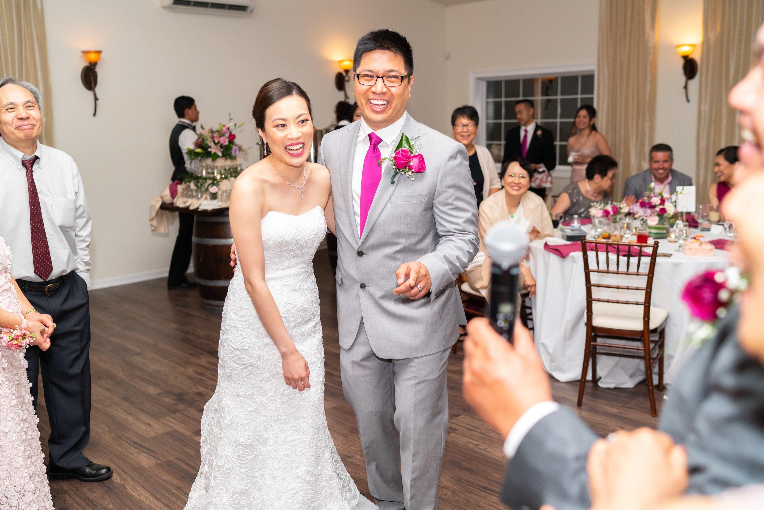 Sony a7riii on camera flash wedding photography