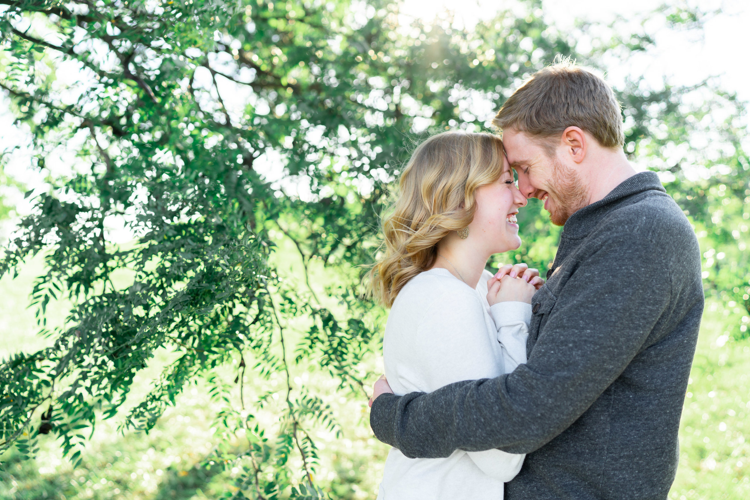 Baltimore Ft McHenry engagement session photos in fall