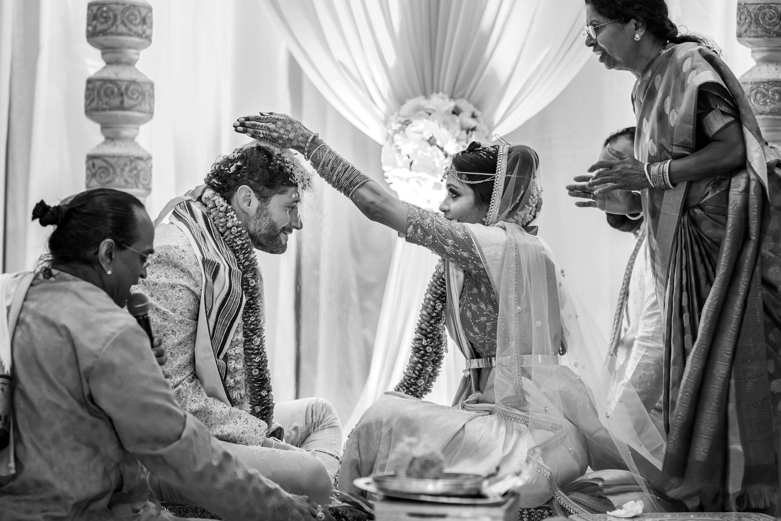 Indian wedding photographer in washington dc