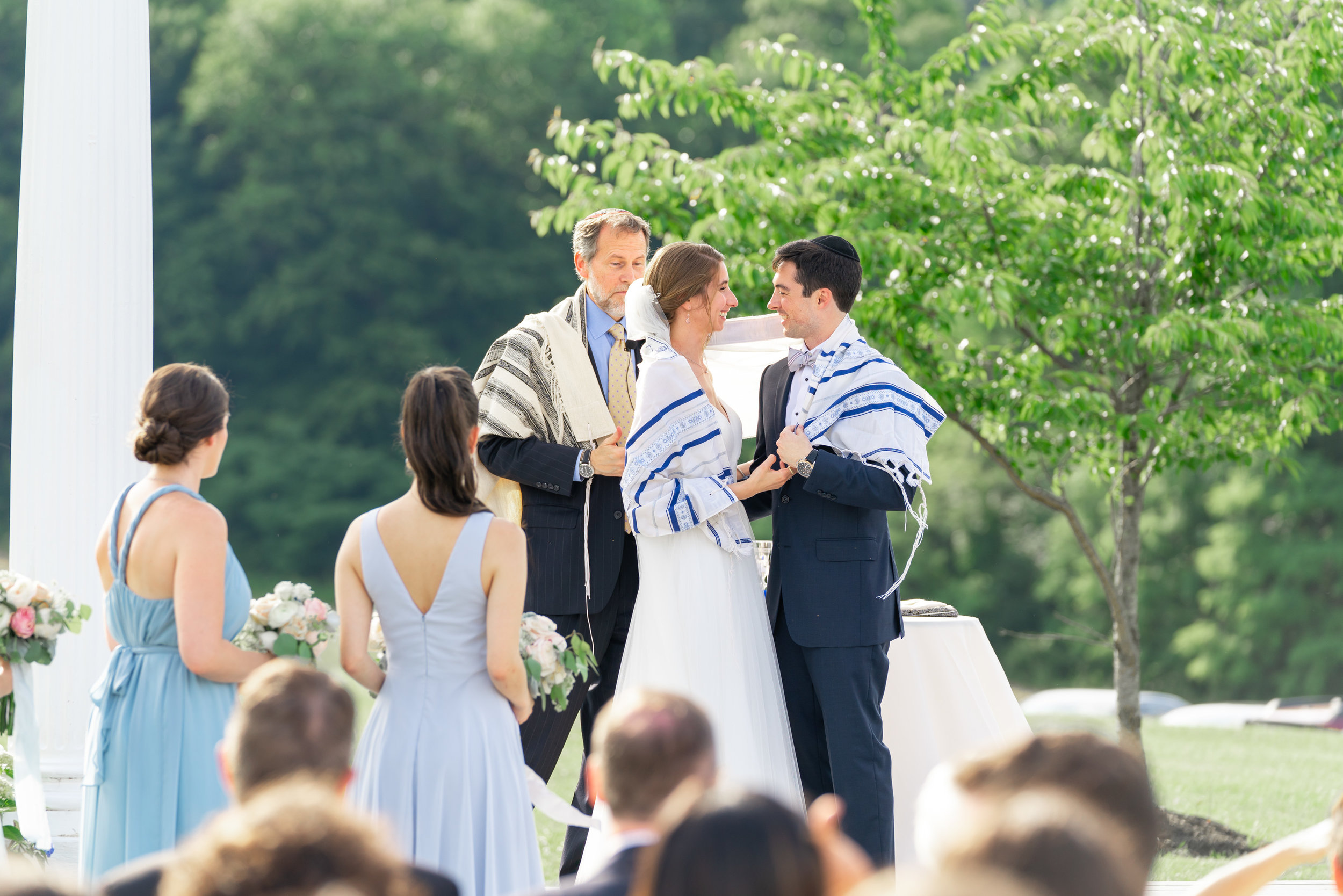 Jewish wedding photographer in maryland, washington dc and virginia