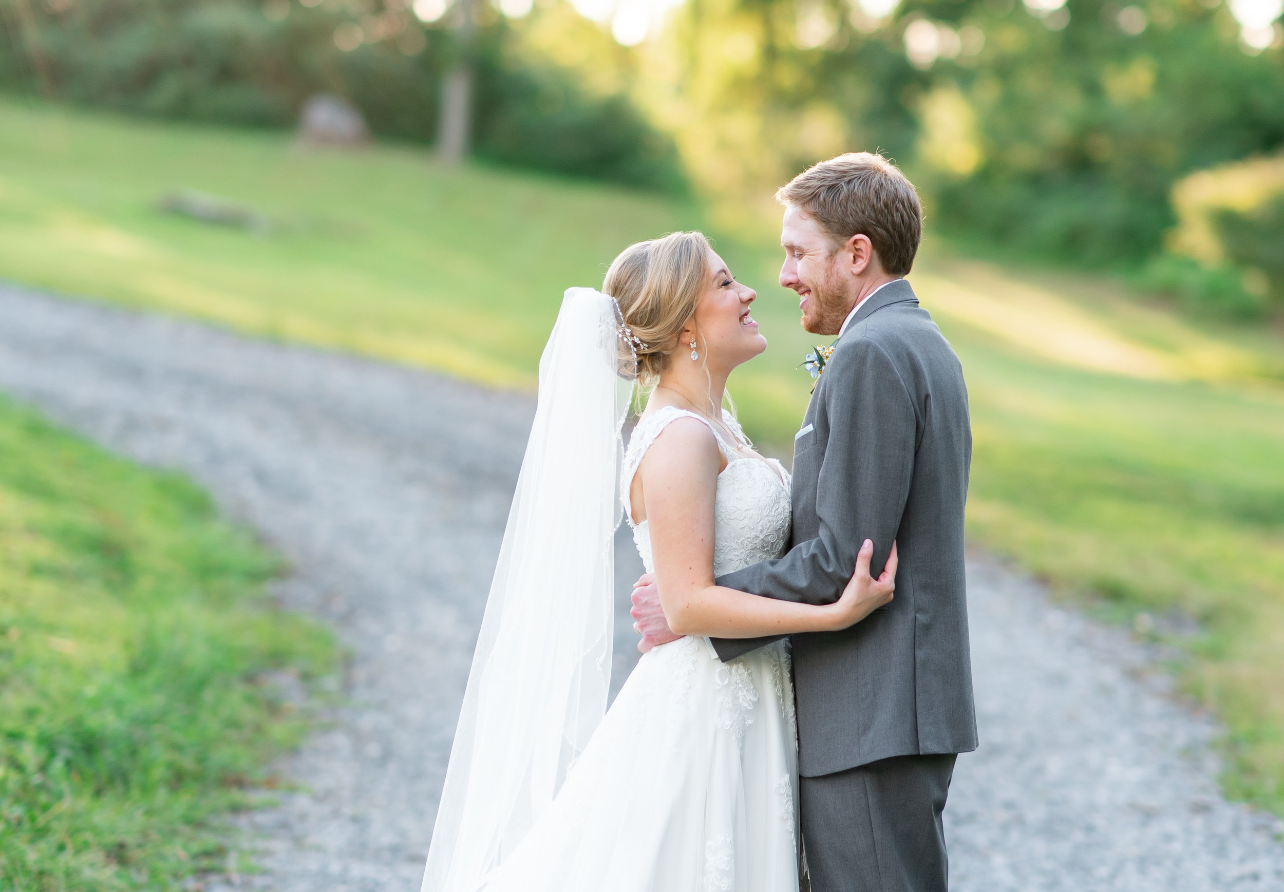 August wedding at stone manor country club in frederick maryland