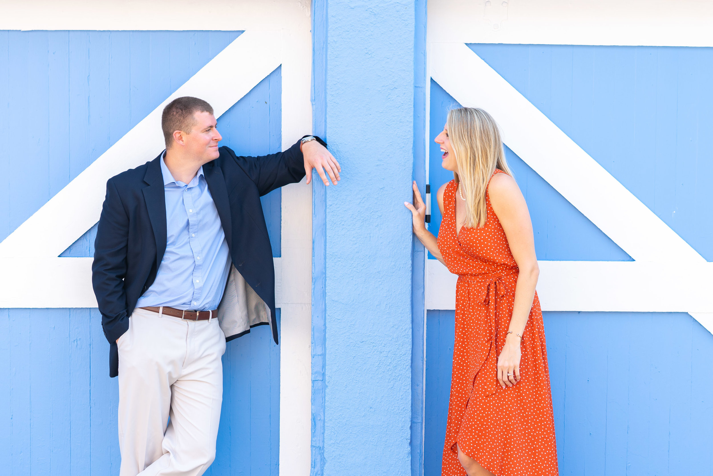 annapolis-blue-wall-engagement-session