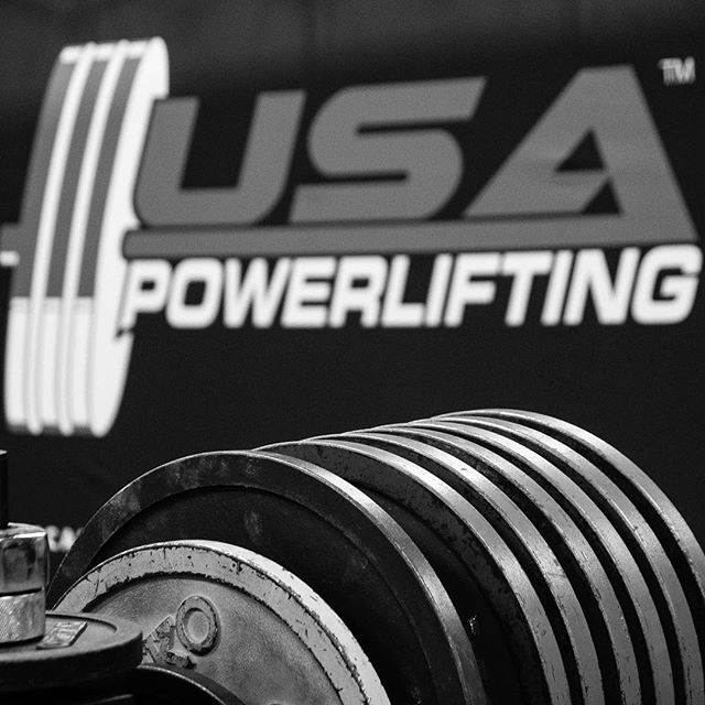 The 2019 USAPL Masters Brawl is about to start, we would like to wish all the lifters good luck, and a special shout out to American Strength athlete Mitchell Belland who is competing at High School Nationals.