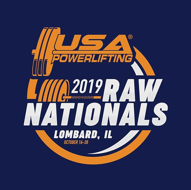The USAPL 2019 Raw Nationals starts Wednesday. American Strength would like to wish all the lifters good luck. The event will be live streamed and up on lifting cast so make sure to follow along and cheer our American Strength athletes!  Live Stream: live.usapowerlifting.com