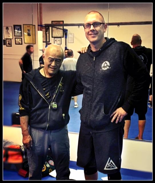 Guro Inosanto & Coach Adam