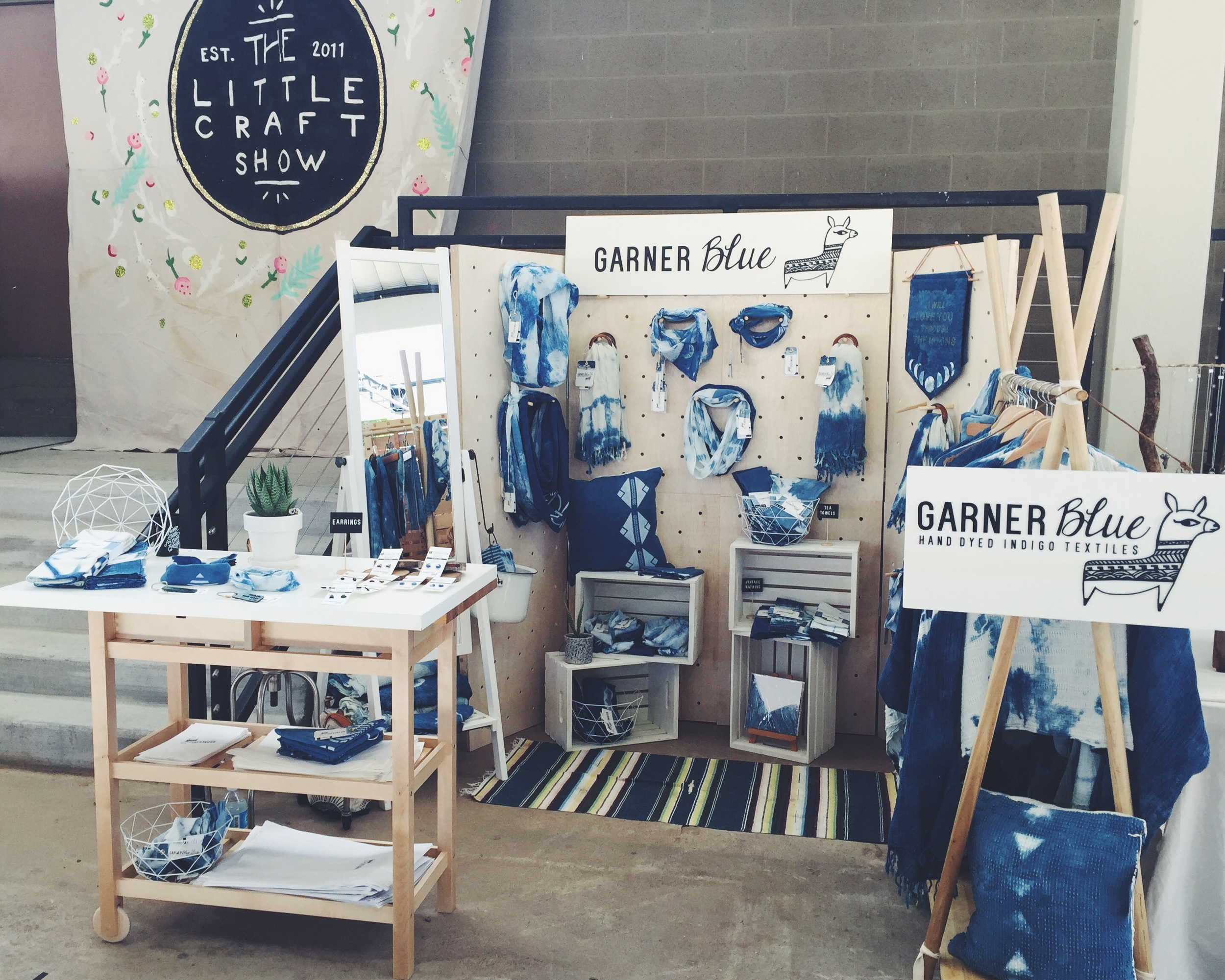 The Little Craft Show (Fayeteville, AR), Spring '16