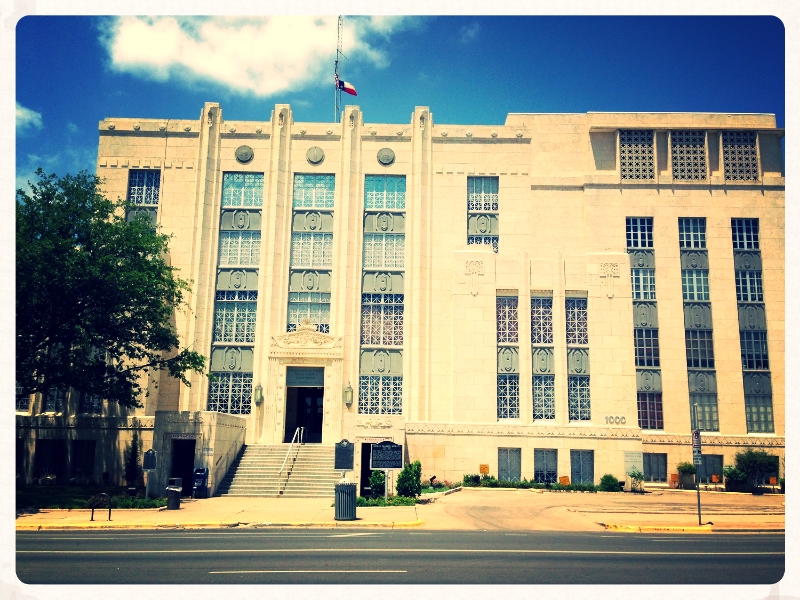 Travis County Civil Courthouse