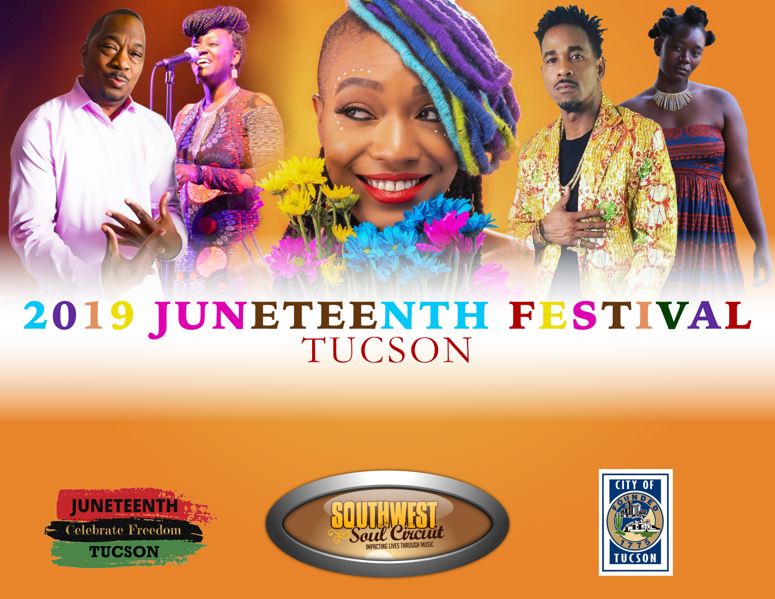 Juneteenth Festival - Main Graphic logos.png