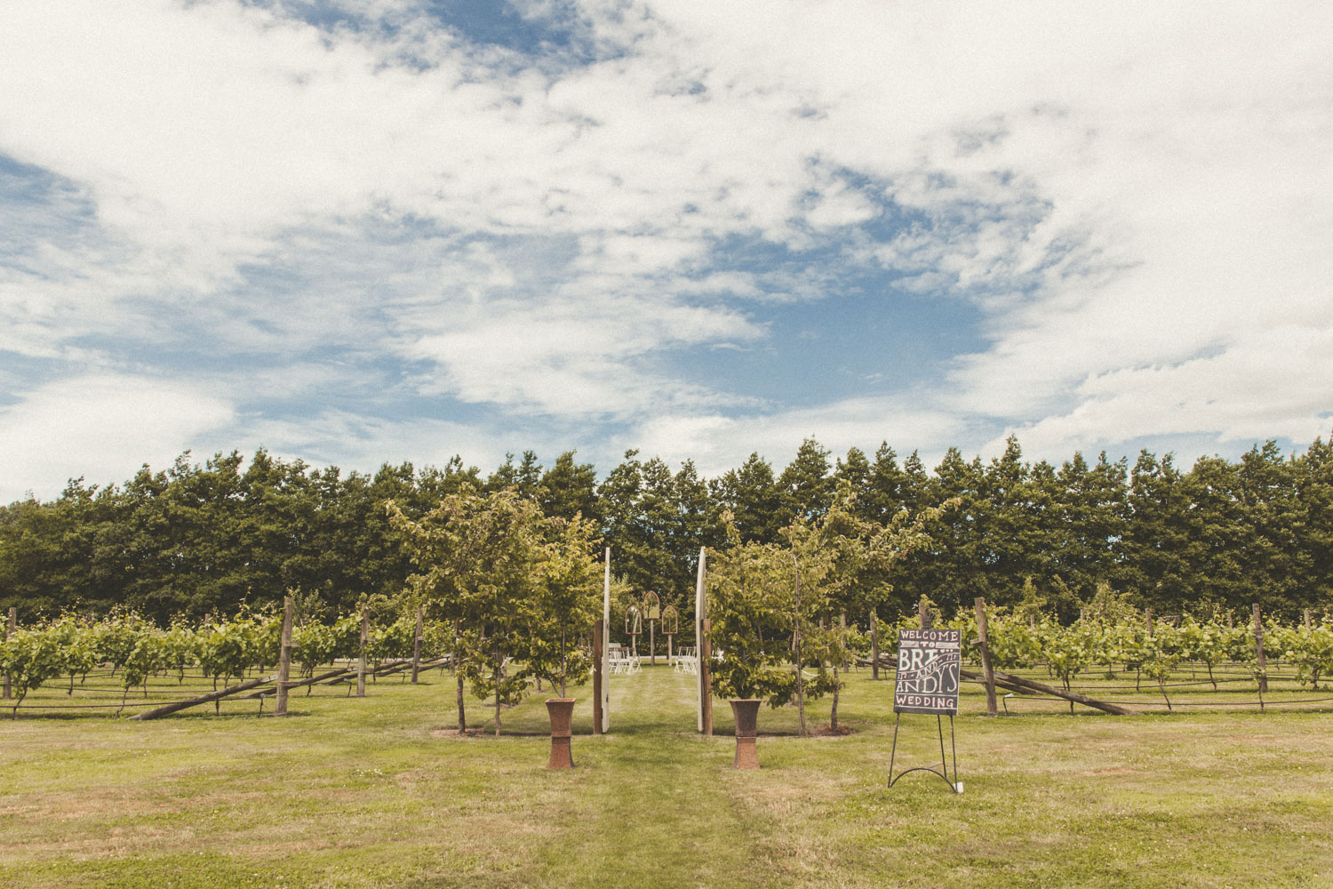 The Landing is a perfect outdoor wedding venue Wairarapa