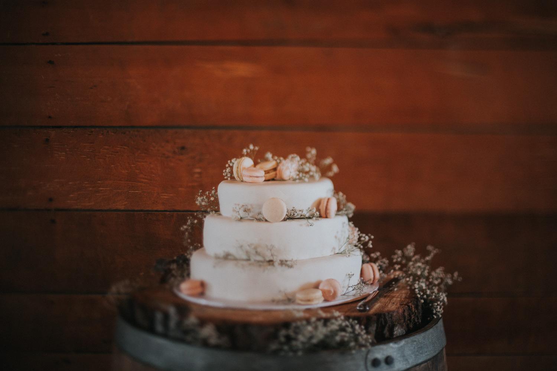 D.I.Y wedding cake ideas