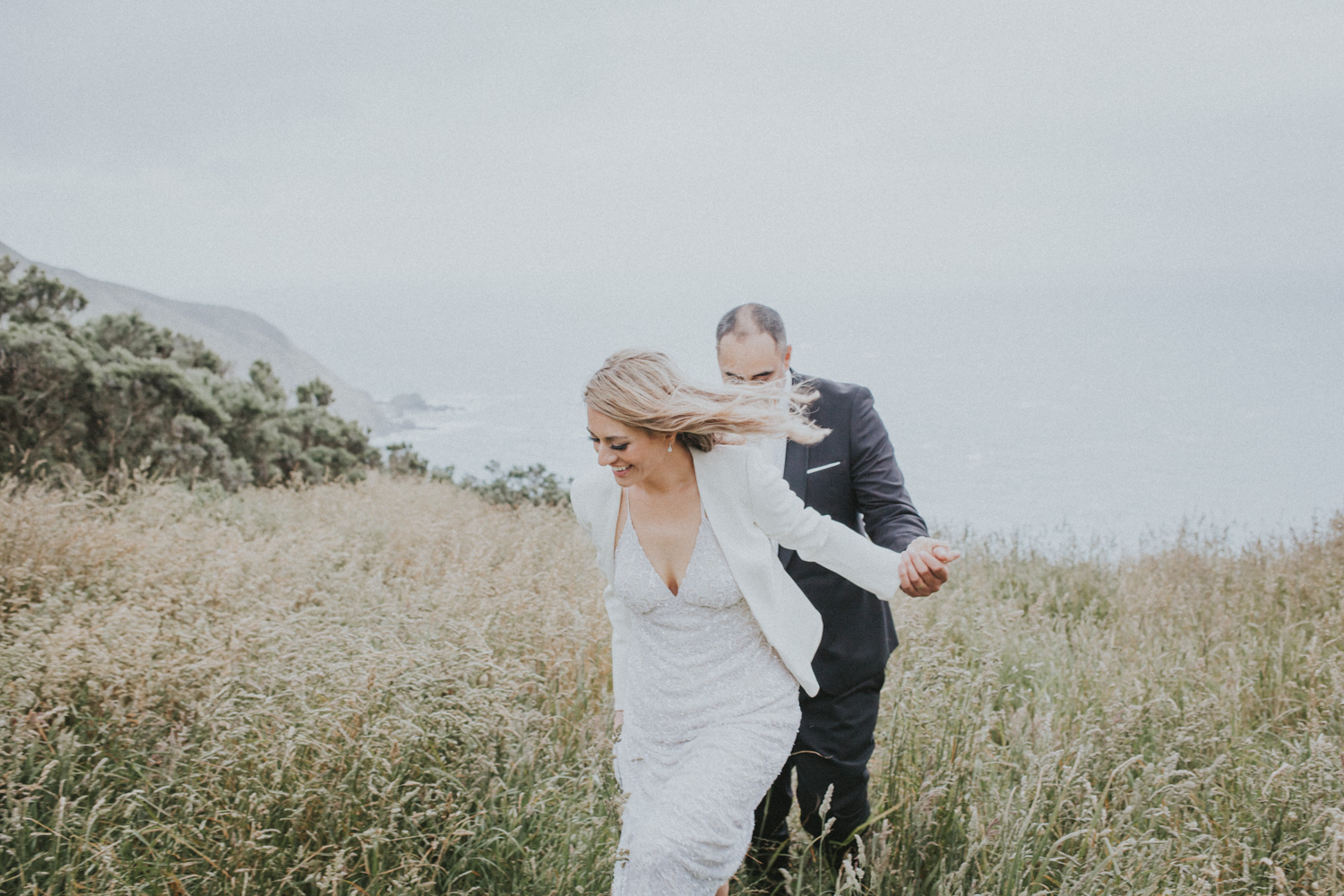 The view from Boomrock in Ohariu Valley makes it one of Wellingtons best wedding venues