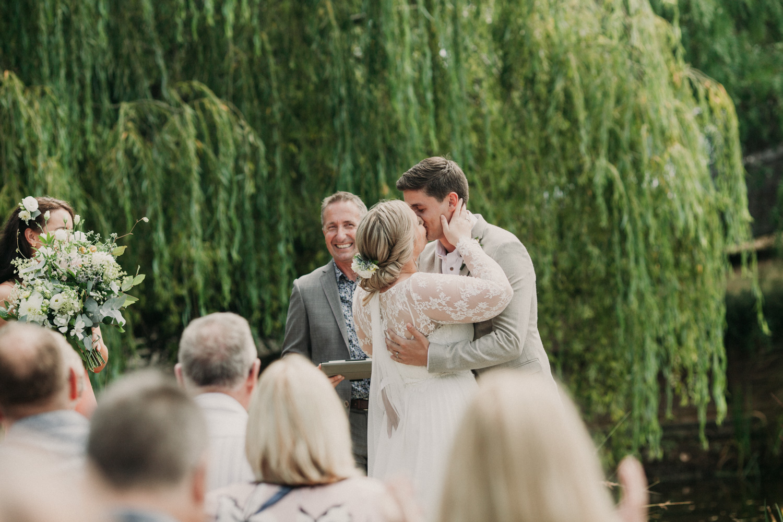 Wairarapa wedding ceremony