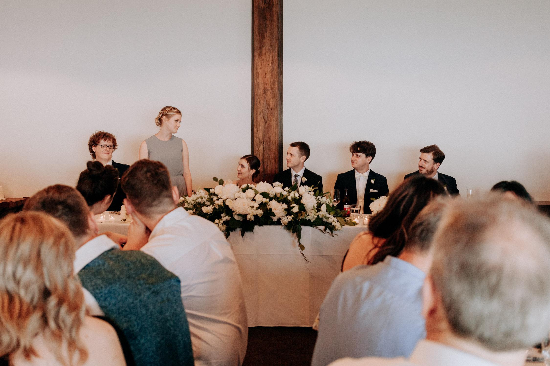 Boomrock wedding reception