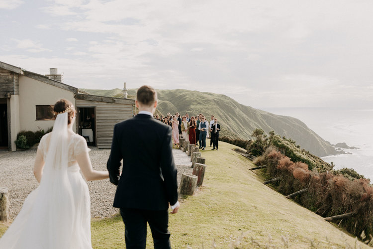 Boomrock Wellington wedding
