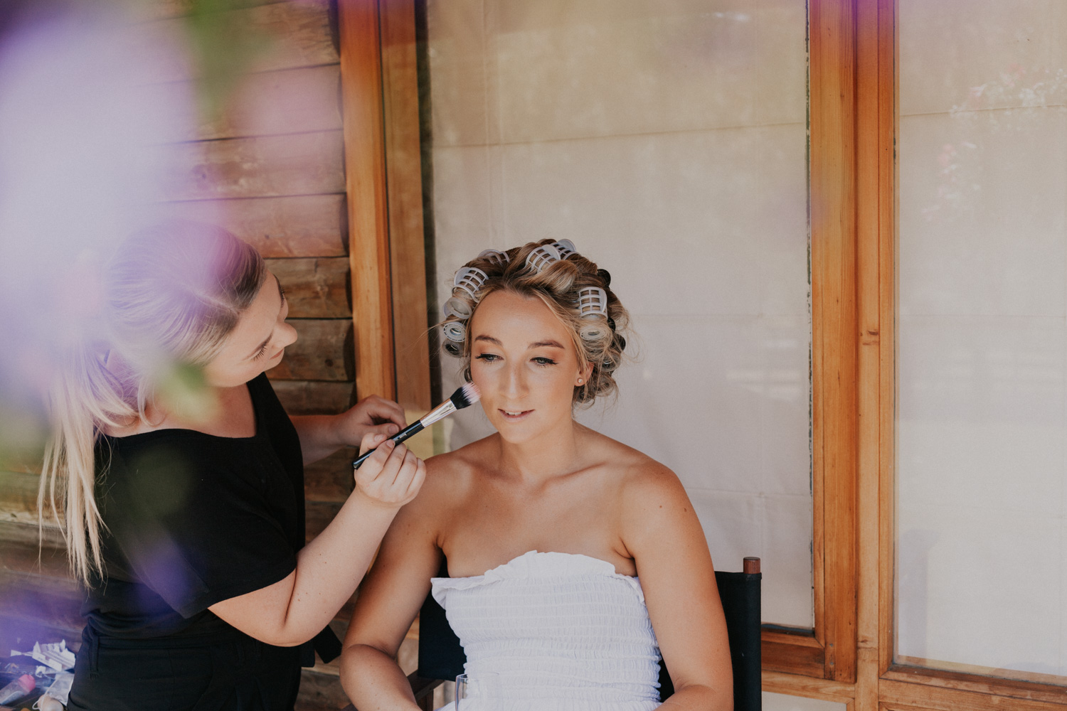bridal makeup by Emily Bertram