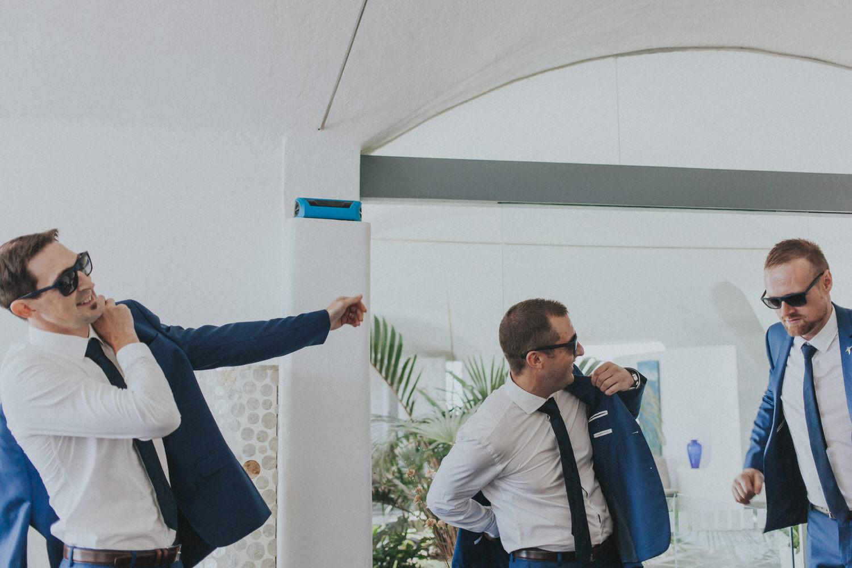 Mens wedding atire