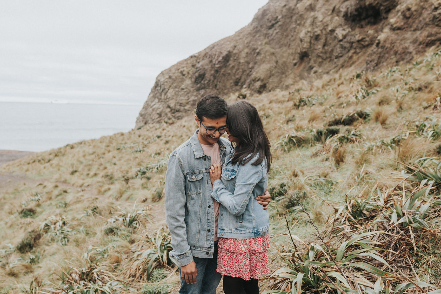 New Zealand couples shoot