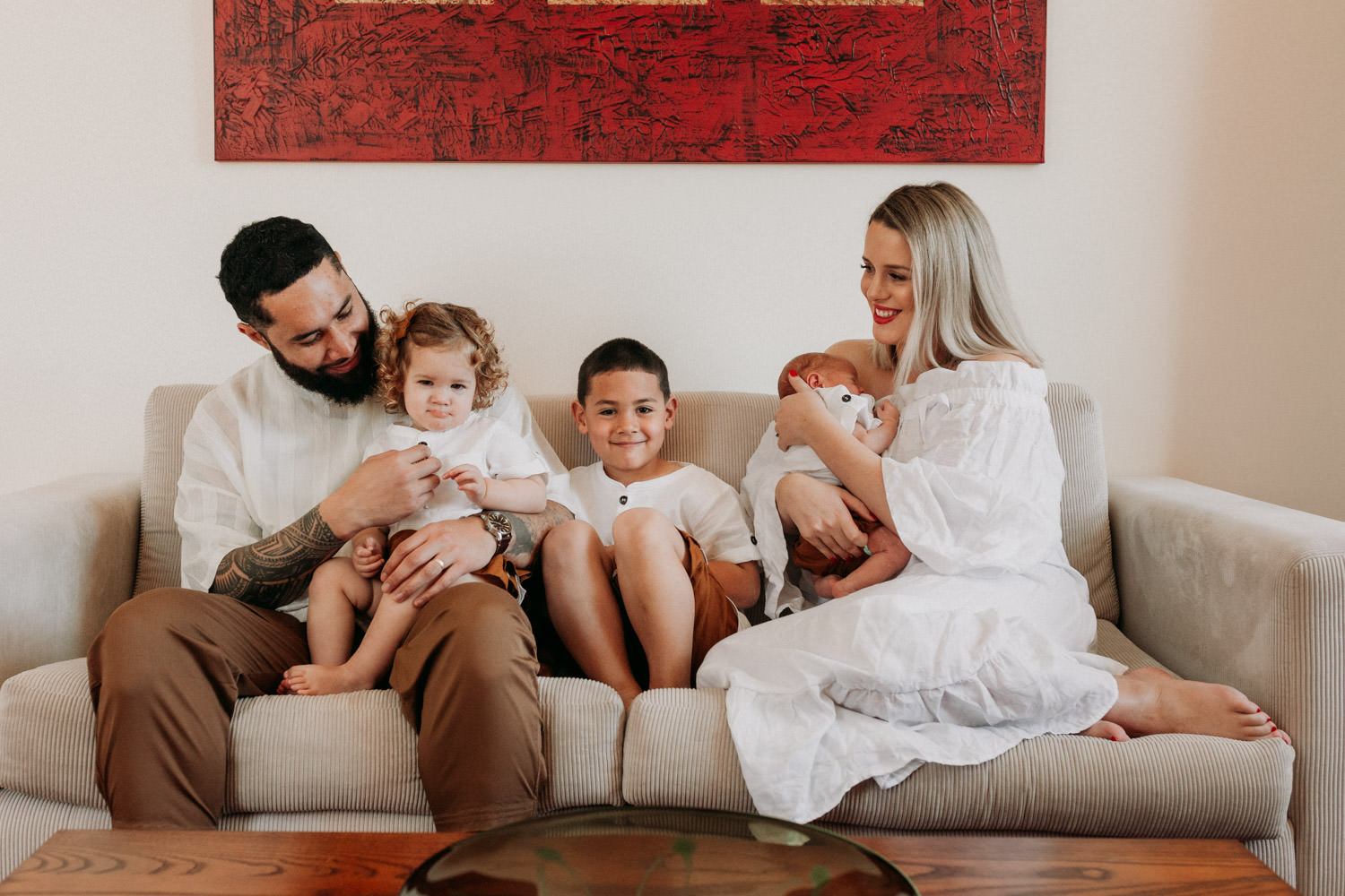 Wellington family and lifestyle photographer