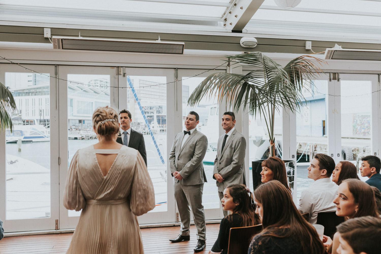 Wellington wedding ceremony venue