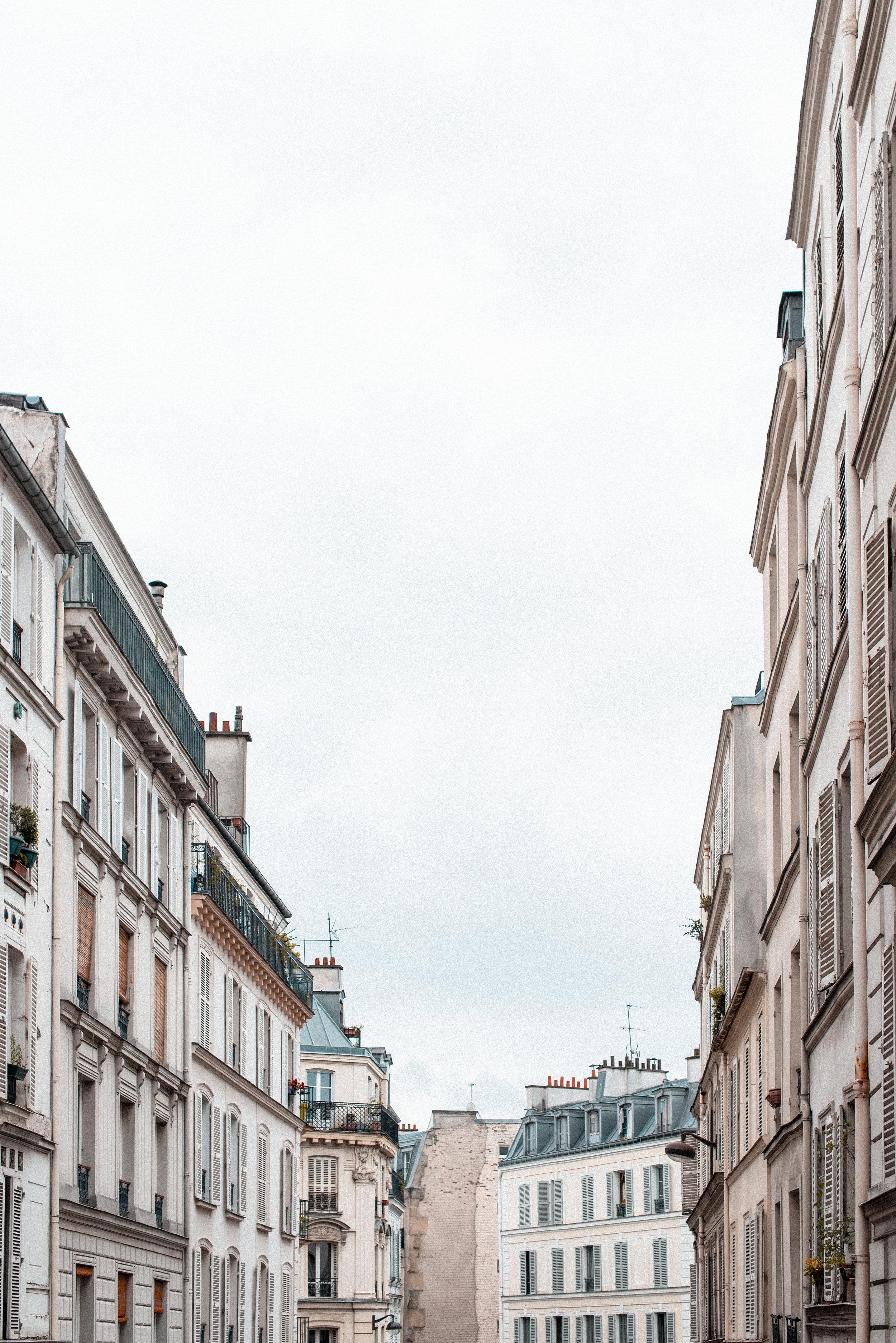 Paris, France // Photo by Carley Rudd