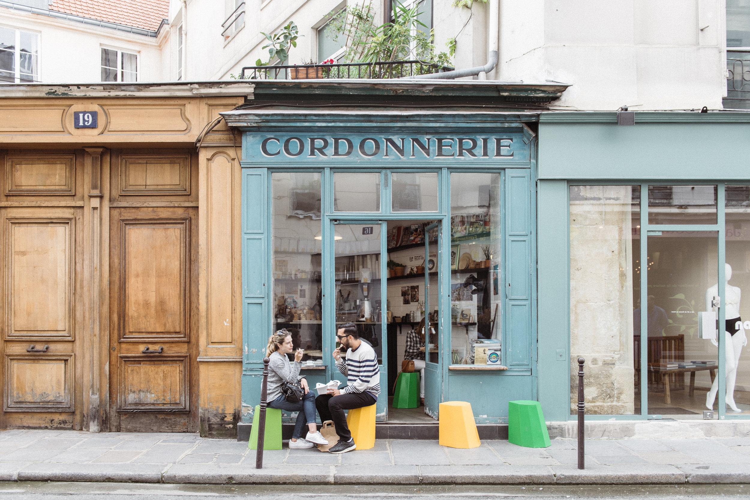 Paris France Photo by Carley Rudd