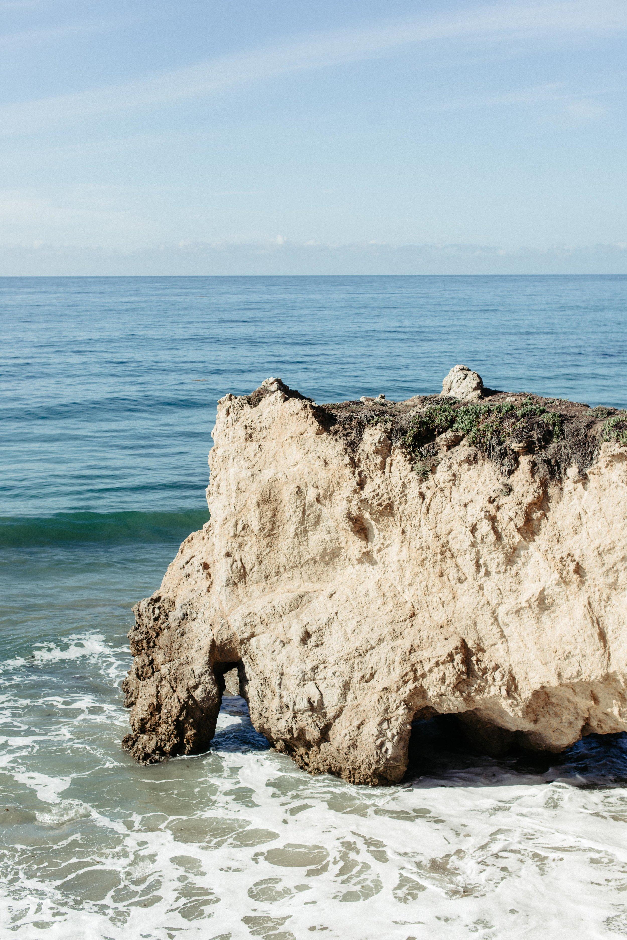 El Matador State Beach // Malibu