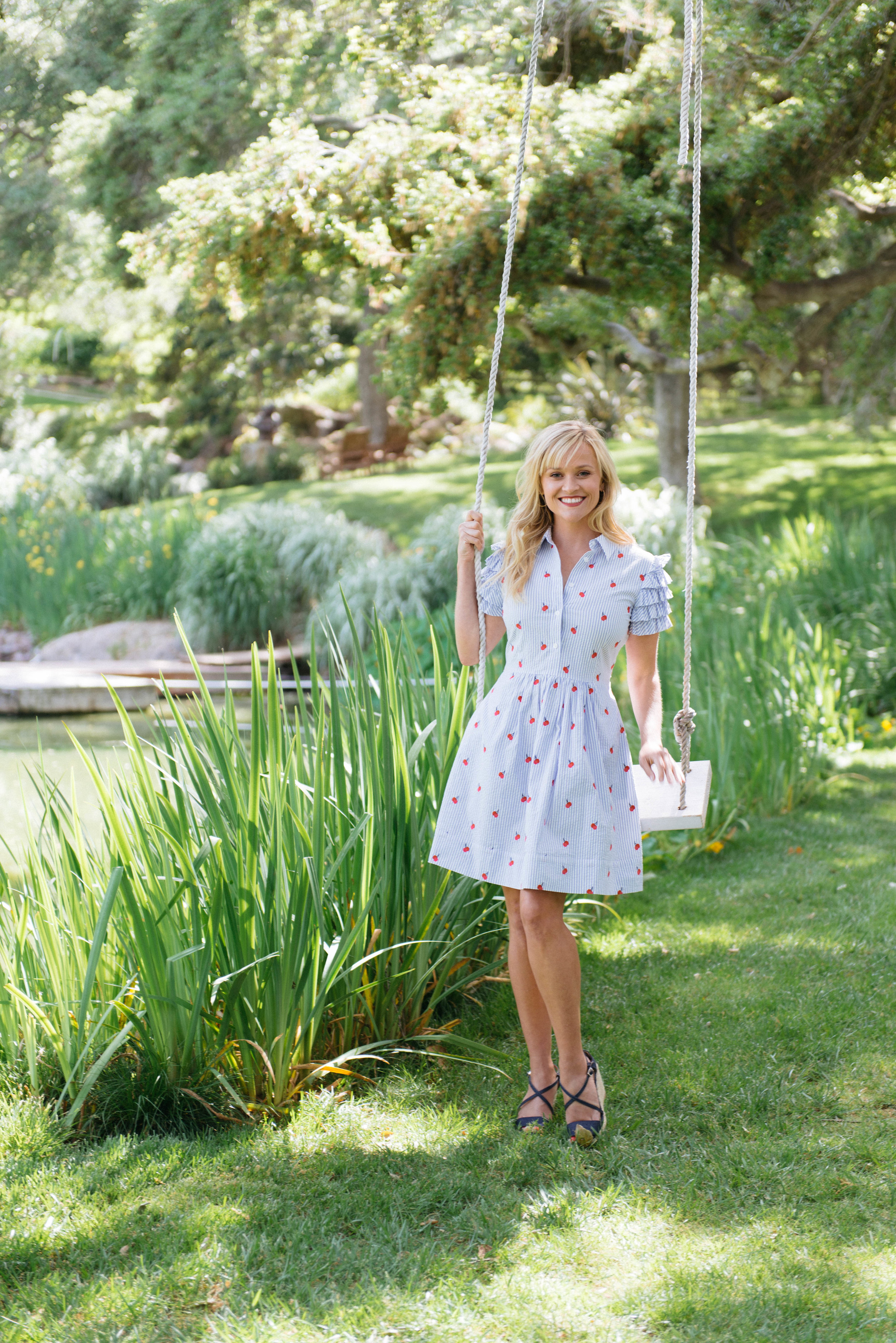 Reese Witherspoon | Draper James | SS17