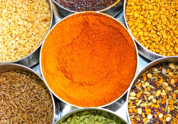 Ibland måste man bara ha en ordentlig portion indisk curry!