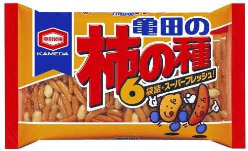 Kakinotane är den minsta varianten av dessa chips. Kan köpas separat eller - som är väldigt vanligt - i en blandning med jordnötter.