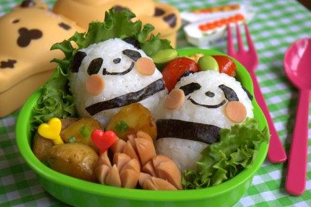 En japansk matlåda är ofta ett konstverk - till barnen blir det ofta lite gulligare.  Foto: Luckysundae, Creative Commons