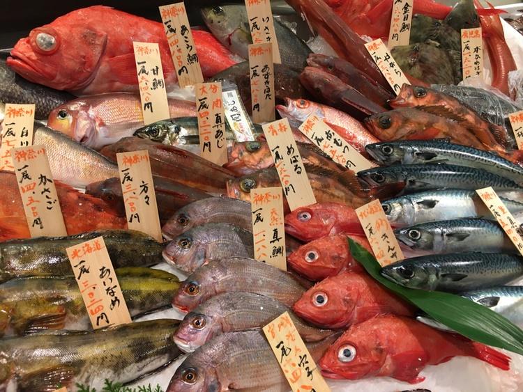 Svårt att hitta färskare fisk på torra land.