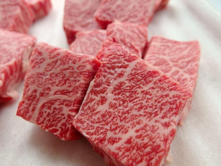 Exporten av japanskt nötkött ökar dramatiskt.