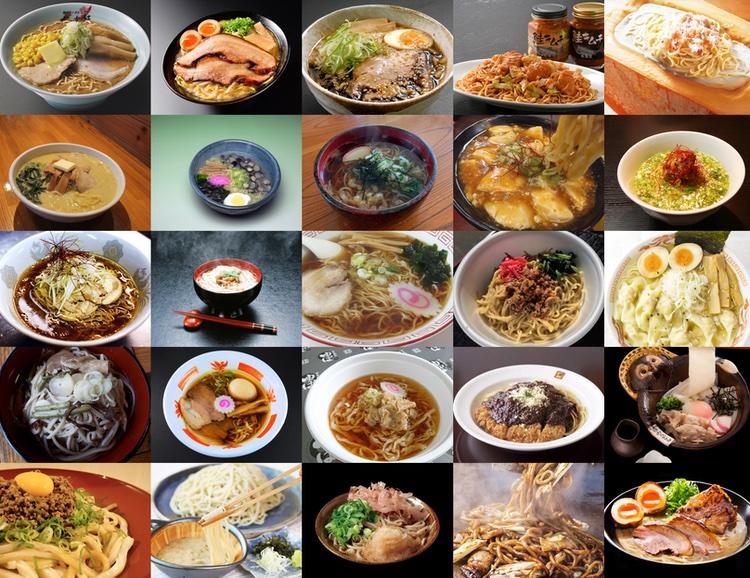 Japansk mat i långa banor serveras under tio dagar på Tokyo Dome..   Foto: Furusato Matsuri Tokyo