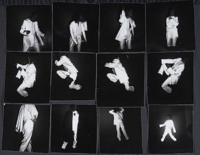 Inghild Karlsen, positions for Reflex, 1982 Photo: Leif Karstensen © Inghild Karlsen / BoNo 2014
