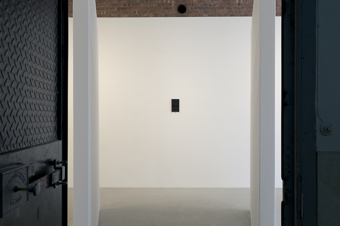 double-ended arrow  , B. Ingrid Olson,2015, Installation View
