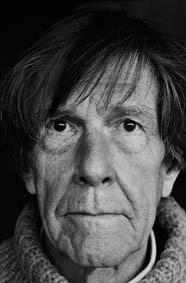 John Cage, 1985, Tom Sandberg
