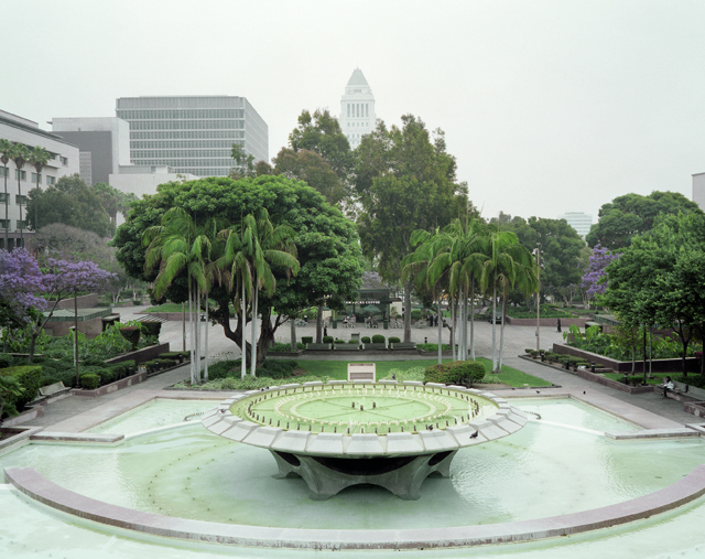 Karin Apollonia Müller,  Fountain , 2002. Courtesy of East of Borneo.