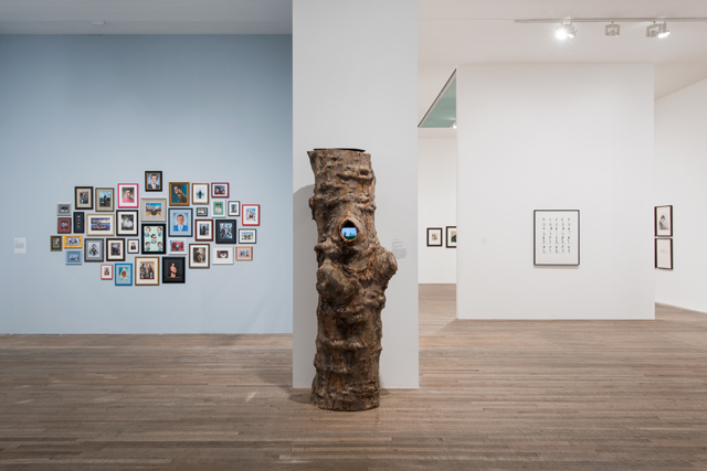 All photos are Installation views of Perfoming for the Camera, Tate Modern, 18 February - 12 June 2016.  Courtesy of Tate Photography   © Joe Humphrys, Tate Photography