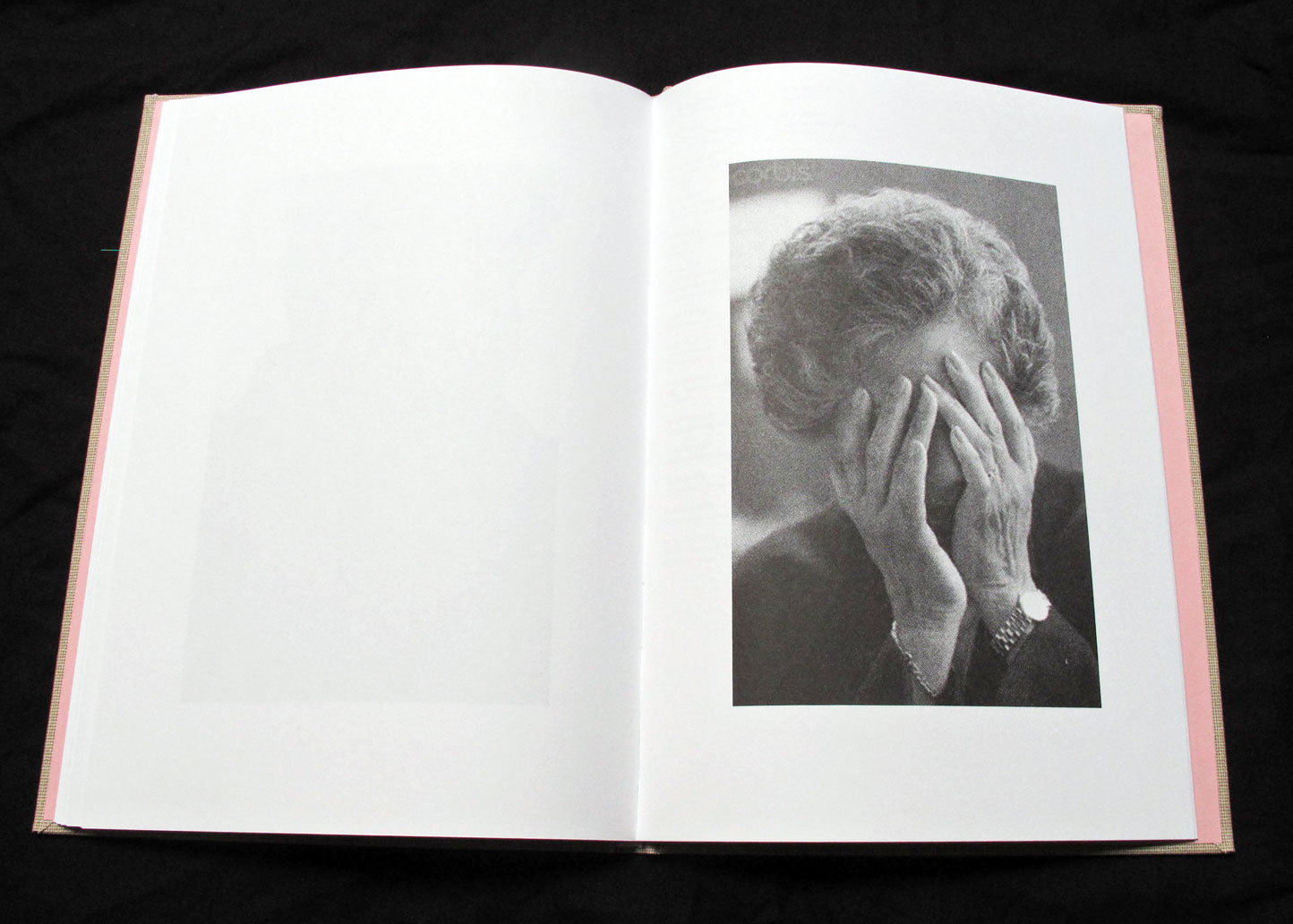 David Horvitz,  Sad, Depressed, People , 2012, New Documents.