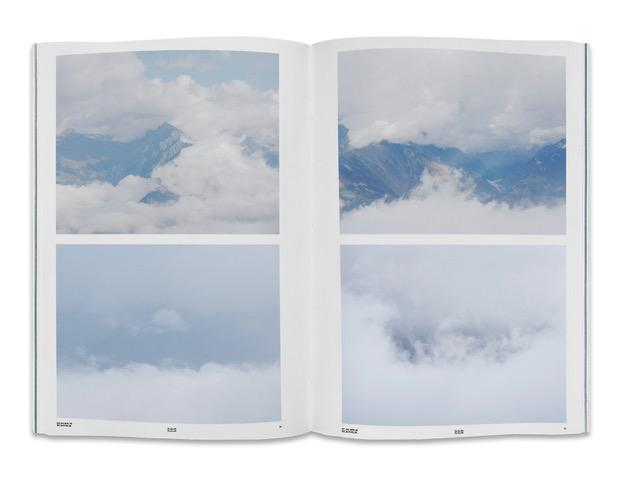 Spread from  A Geological Index Of The Landscape   ,   Benoit Jeannet
