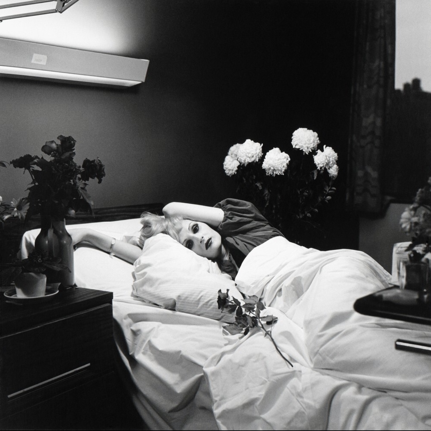 Candy Darling on Her Deathbed , 1973, Peter Hujar.© 1987 The Peter Hujar Archive LLC; ©: Courtesy Pace/MacGill Gallery, New York and Fraenkel Gallery, San Francisco.